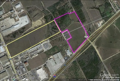 Guadalupe County Commercial Lots & Land For Sale: Ih 35