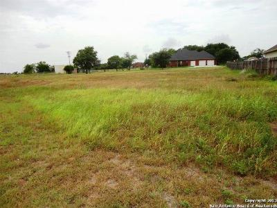 Guadalupe County Residential Lots & Land For Sale: Lot 7 Oak Creek Pkwy