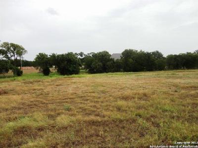 Guadalupe County Residential Lots & Land For Sale: Lot 18a Oak Creek Pkwy