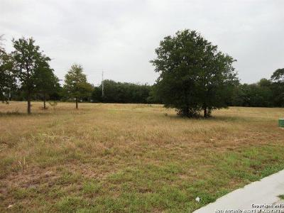 Guadalupe County Residential Lots & Land For Sale: Lot 36 Oak Hvn