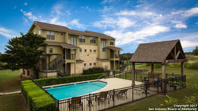 Guadalupe County Condo/Townhouse For Sale: 1111 Long Creek Blvd #203