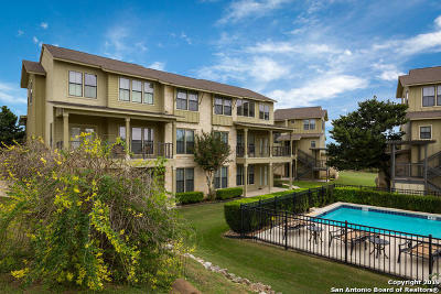 New Braunfels Condo/Townhouse For Sale: 1111 Long Creek Blvd #303