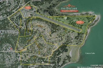 Comal County Residential Lots & Land For Sale: 1195 Brads Flight