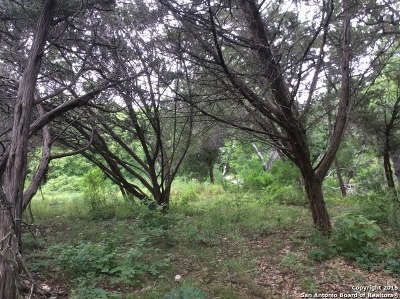 Helotes Residential Lots & Land For Sale: 214 Sweetheart Creek (Pr 1701)