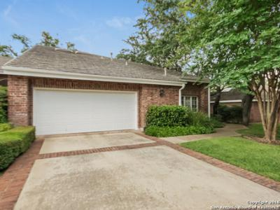 San Antonio TX Single Family Home Sold: $362,500