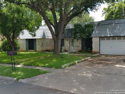 San Antonio TX Single Family Home Sold: $110,000