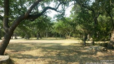 Comal County Residential Lots & Land For Sale: 5612 Arroyo Luis Dr
