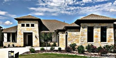 Bulverde Single Family Home Back on Market: 31006 Charolais Way