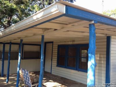Single Family Home For Sale: 6809 County Road 271
