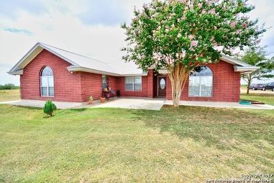 Jourdanton Farm & Ranch For Sale: 2335 Bluntzer Rd