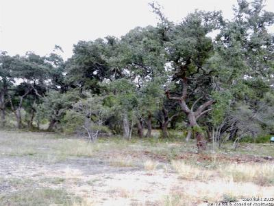 New Braunfels Residential Lots & Land For Sale: 1306 (Lot 1223) Capitare