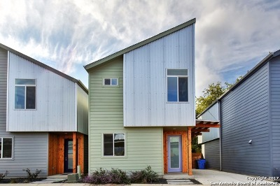 Single Family Home For Sale: 330 Clay St