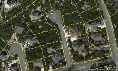 Helotes Residential Lots & Land For Sale: 16813 Fox Ridge