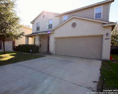 San Antonio TX Single Family Home Sold!: $225,000