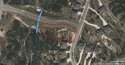 Helotes Residential Lots & Land Back on Market: 13007 Walking Horse