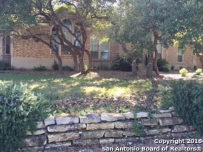 San Antonio TX Single Family Home Sale Pending: $375,000