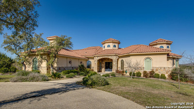 Boerne Single Family Home For Sale: 11503 Toponga