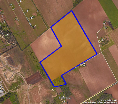Schertz Farm & Ranch For Sale: 12691 Lower Seguin Rd