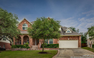 San Antonio TX Single Family Home Sold: $375,000