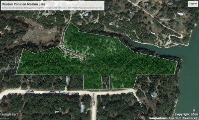 Residential Lots & Land For Sale: 13 Lots Walden Pond And Spanish Oak Trail