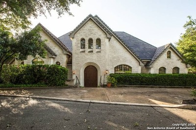 Bexar County Single Family Home For Sale: 4134 Cliff Oaks St