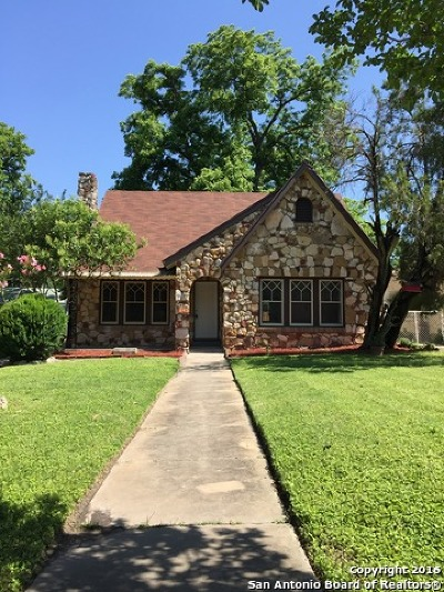 Single Family Home For Sale: 243 North Dr