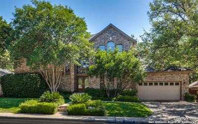 San Antonio TX Single Family Home Sold: $450,000