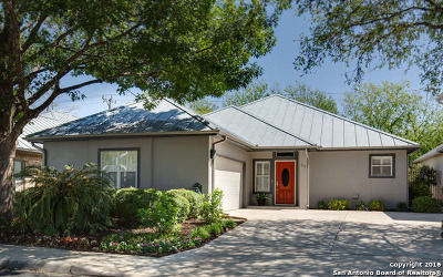San Antonio TX Single Family Home Sold: $345,000