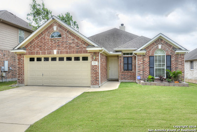 Schertz TX Single Family Home Sold: $215,000