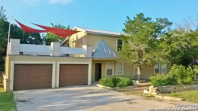 Canyon Lake Single Family Home For Sale: 217 Watts Ln