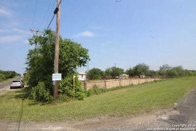 Bexar County Residential Lots & Land For Sale: 6566 Joe Louis Dr