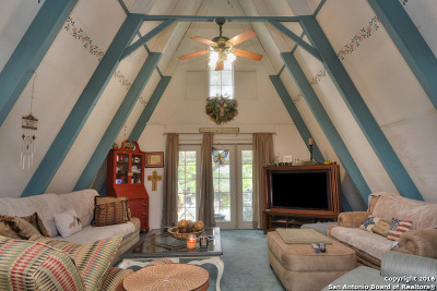 Canyon Lake Single Family Home For Sale: 8251 Fm 2673