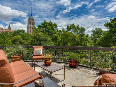 San Antonio Condo/Townhouse For Sale: 230 Dwyer Ave #101