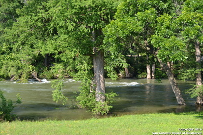Comal County Residential Lots & Land For Sale: 1106 Hillcrest Dr