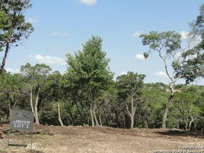 Boerne Residential Lots & Land For Sale: 112 Balcones Bend