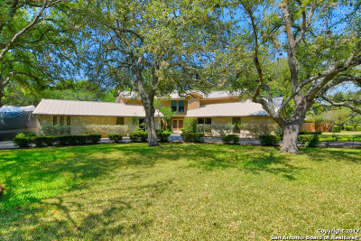 Bexar County, Comal County, Guadalupe County Single Family Home For Sale: 8915 Village Dr