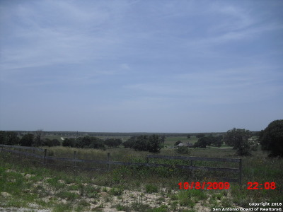 La Vernia Residential Lots & Land For Sale: 406 Shady Ln