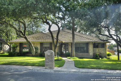 San Antonio TX Single Family Home Sold: $275,000