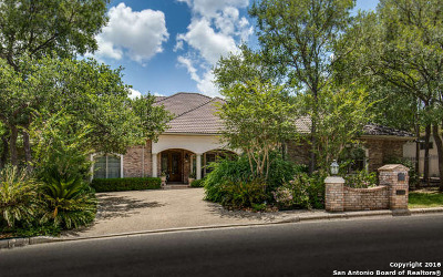 San Antonio Single Family Home Back on Market: 2010 Elm Crest