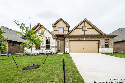 Cibolo Single Family Home For Sale: 525 Tireste
