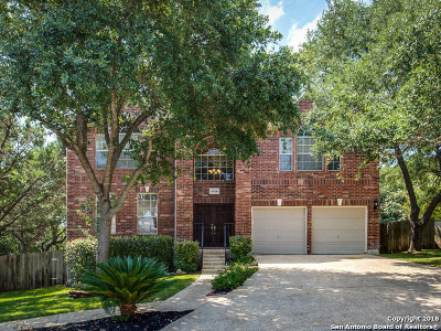 San Antonio TX Single Family Home Sold: $365,000