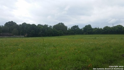 Guadalupe County Residential Lots & Land For Sale: 764 Burges St