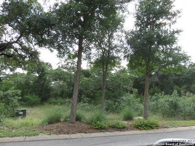 Boerne Residential Lots & Land For Sale: 10906 Anaqua Springs