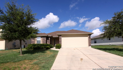 Schertz TX Single Family Home Sold: $145,000