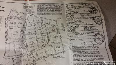 Garden Ridge Residential Lots & Land For Sale: Lot 37 Creek Loop