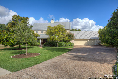 New Braunfels Single Family Home For Sale: 649 Riverside Dr