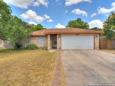 San Antonio TX Single Family Home Sold: $140,000