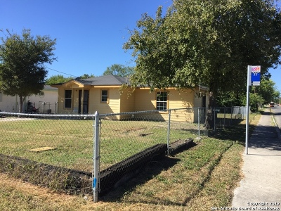 Single Family Home For Sale: 929 Hortencia Ave