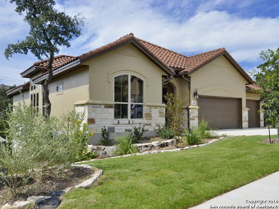 Cibolo Canyons Single Family Home For Sale: 24007 La Tapiceria