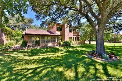 Fair Oaks Ranch Single Family Home For Sale: 7628 Fair Oaks Pkwy